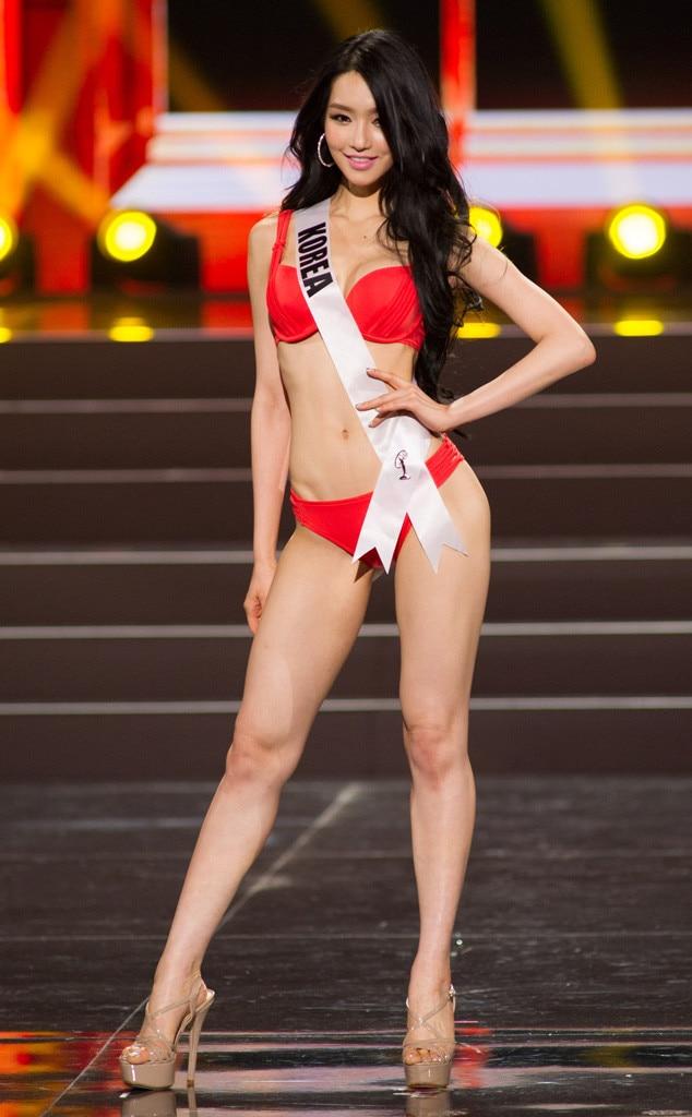 Miss Korea, Miss Universe, Bikini