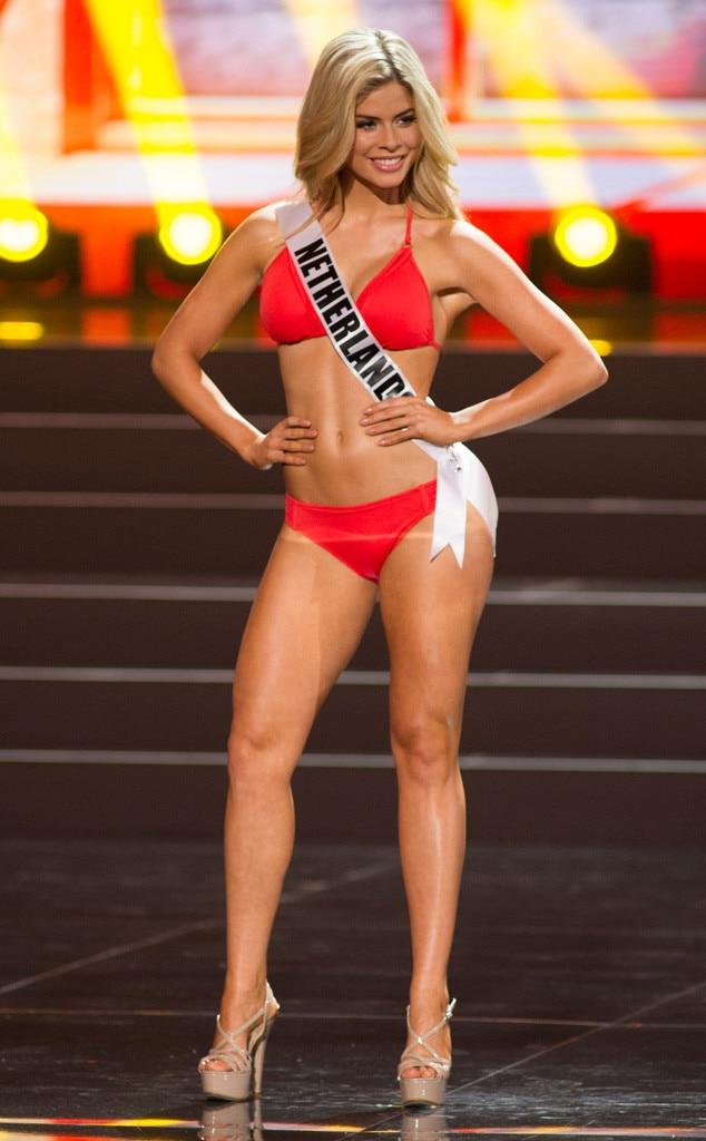Miss Netherlands, Miss Universe, Bikini