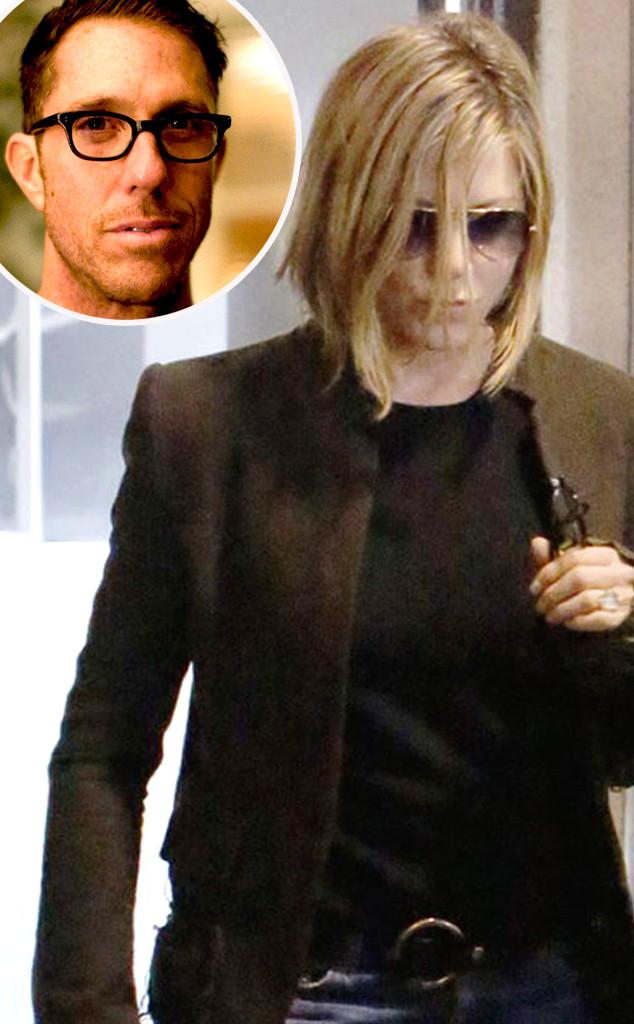 Chris McMillan Talks Jennifer Anistons SAG Awards