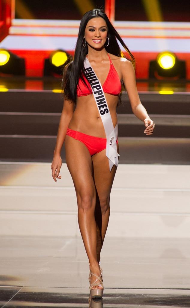 Miss Philippines, Miss Universe, Bikini