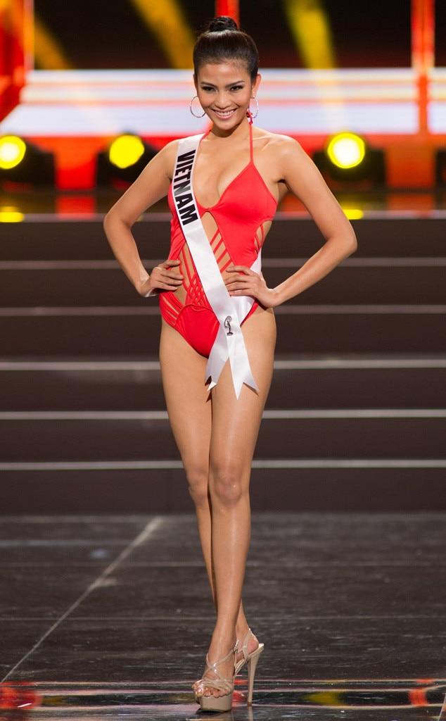 Miss Vietnam, Miss Universe, Bikini