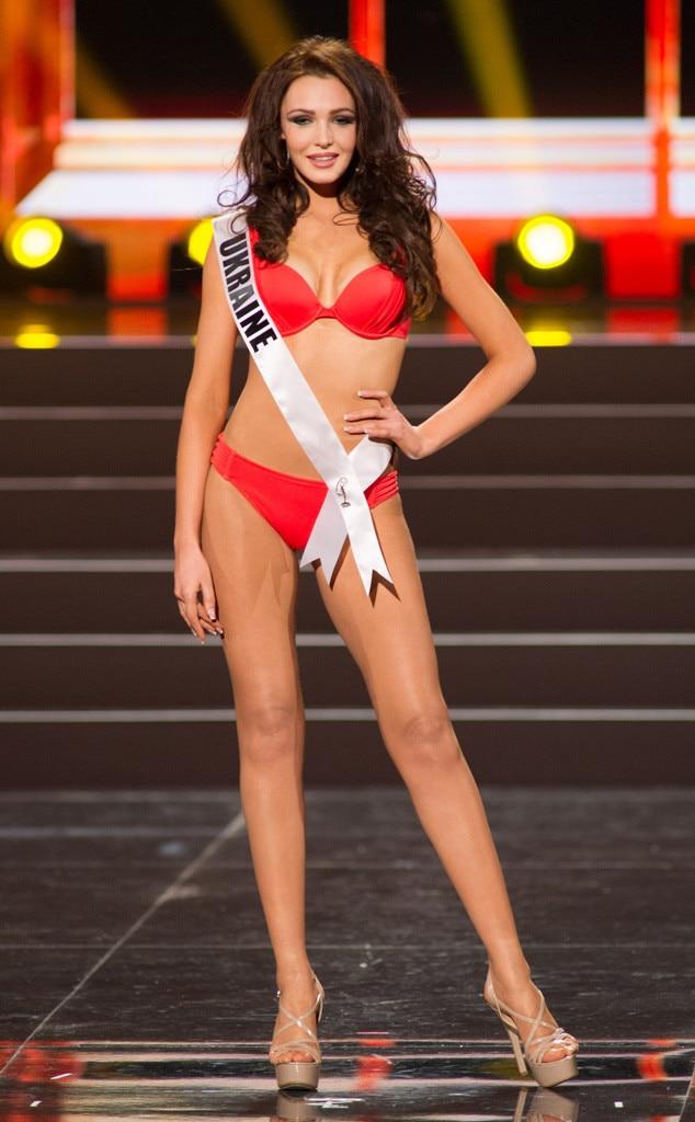 Miss Ukraine, Miss Universe, Bikini