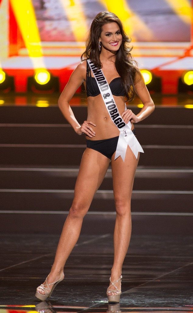 Miss Trinidad & Tobago, Miss Universe, Bikini