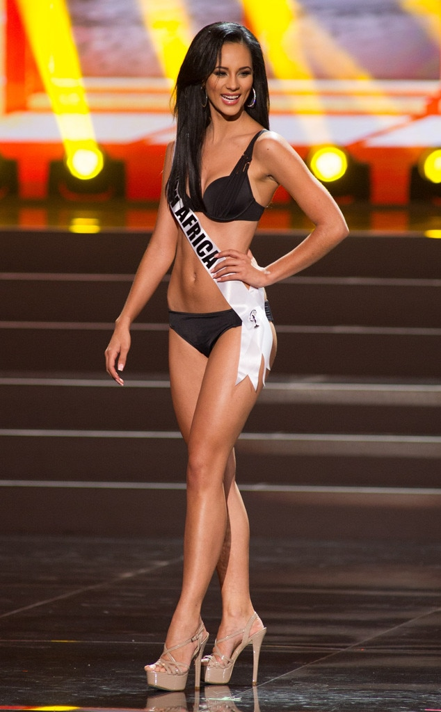 Miss South Africa, Miss Universe, Bikini
