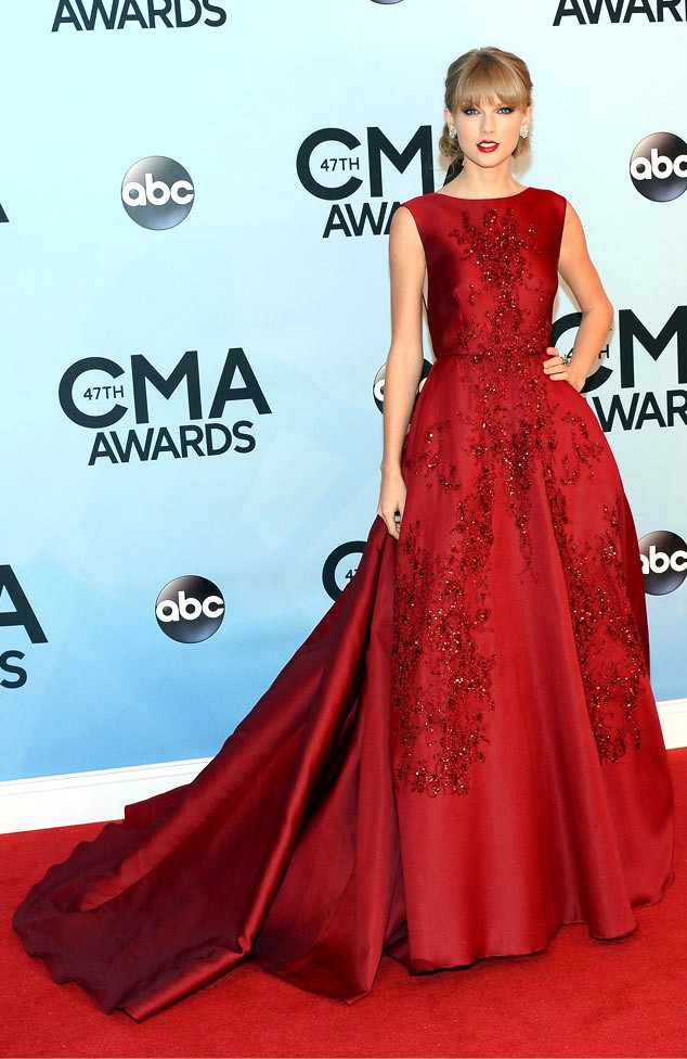 Taylor Swift, CMA Style, 2013