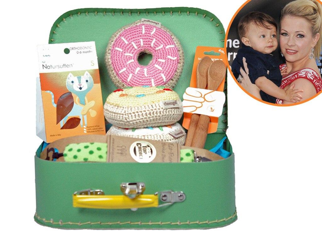 Romp Little Foodie Basket, Tucker Joan Hart, Star-Wothy Kids Gifts