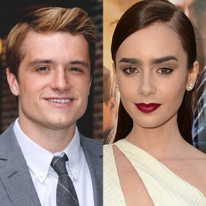 Who is dating josh hutcherson 2019