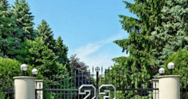 Michael Jordan To Auction Off Chicago Mansion See The