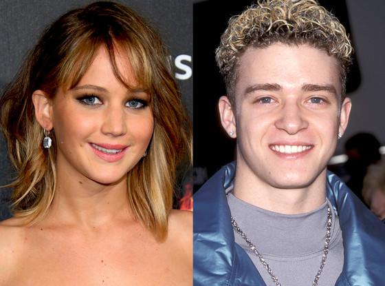 Jennifer Lawrence, Justin Timberlake