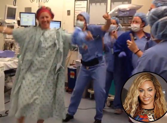 Deb's OR Flash Mob, Beyonce