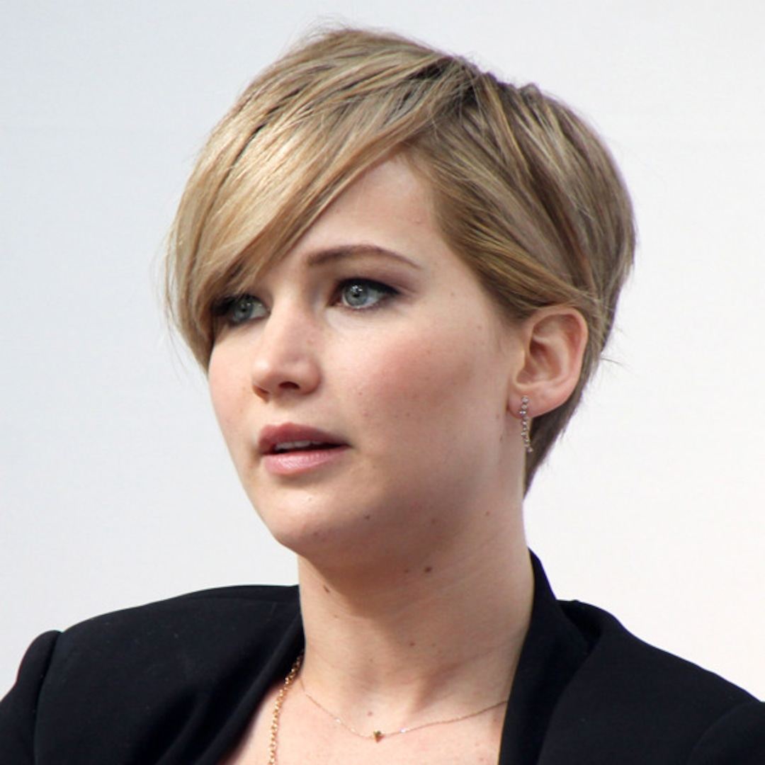 Jennifer Lawrence: Why I Cut My Hair! - E! Online