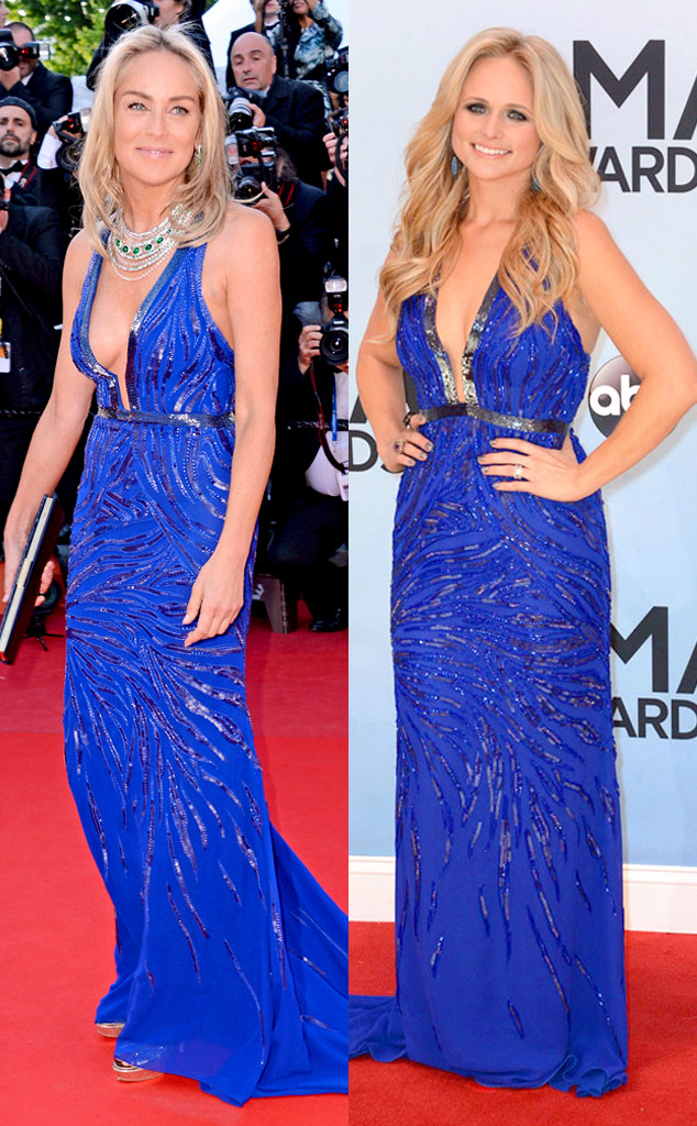 Sharon Stone, Miranda Lambert