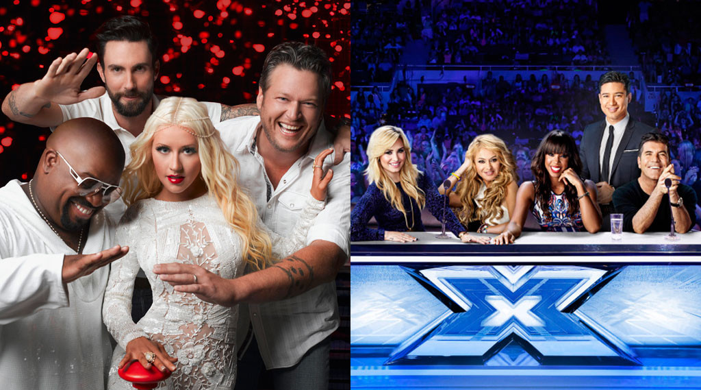X Factor, The Voice