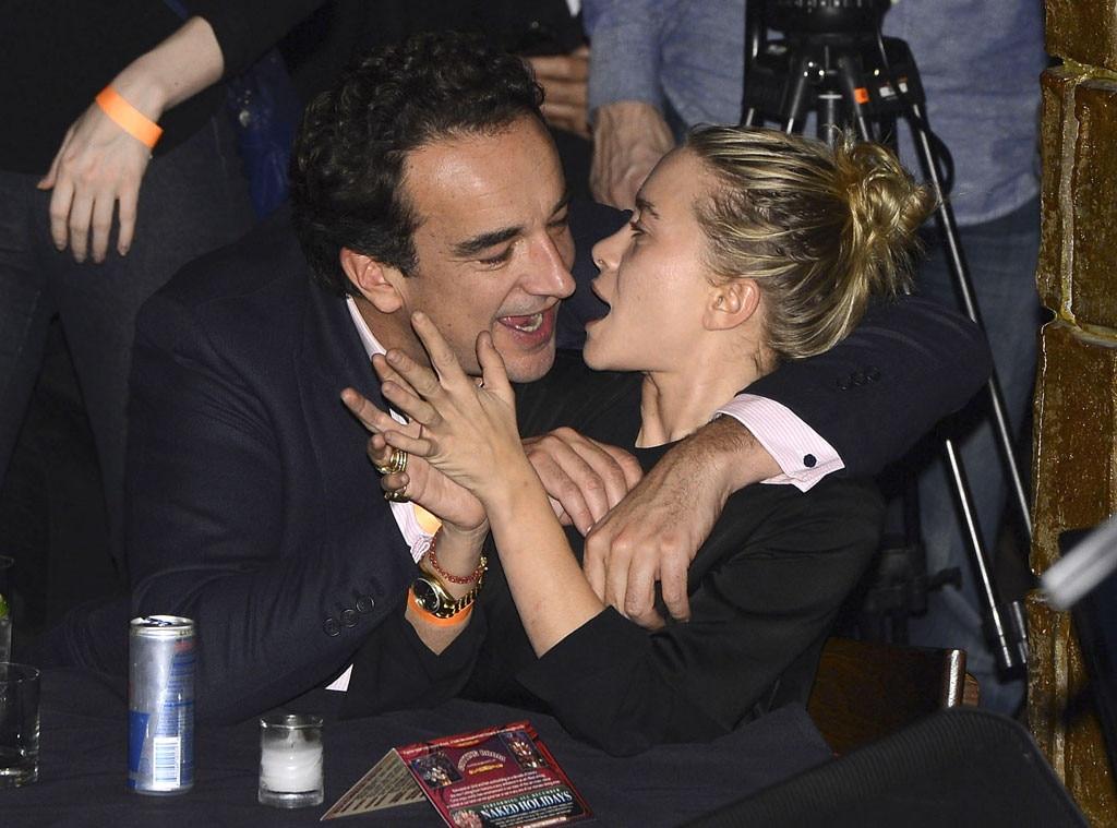 Olsen dating french
