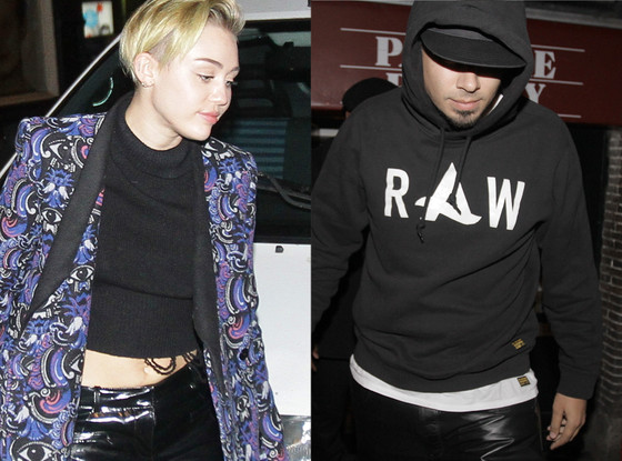 Miley Cryus, Afrojack