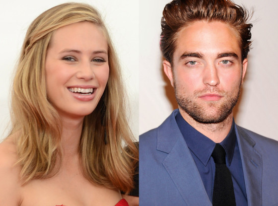 Dylan Penn, Robert Pattinson