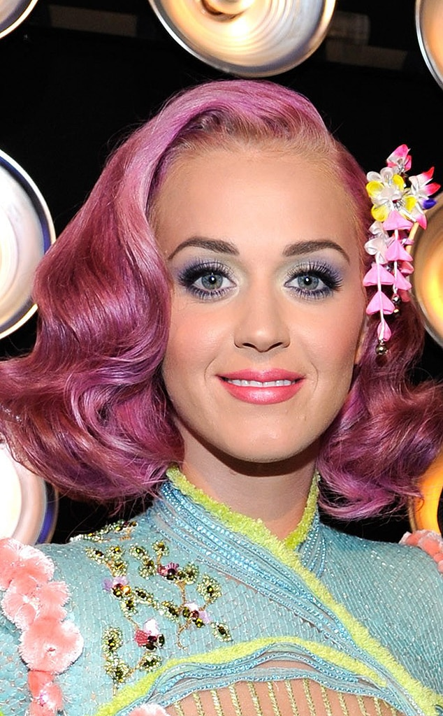 Pink Hair, Katy Perry