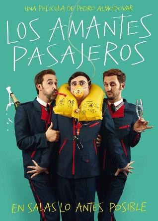 Los Amantes Pasajeros, Pedro Almodovar