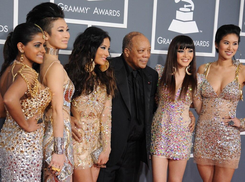 Quincy Jones, Blush
