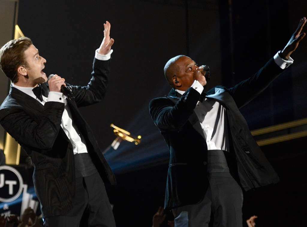 Justin Timberlake, Jay-Z, Grammys, Performance