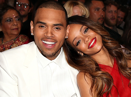 Chris Brown, Rihanna, Grammys