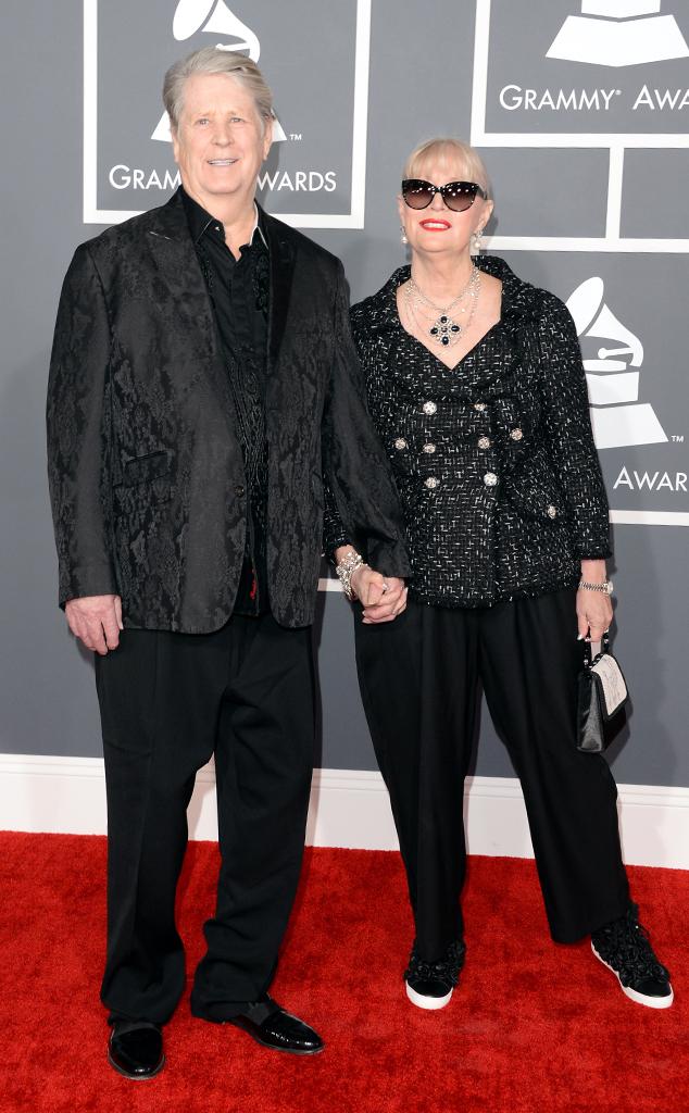 Brian Wilson, Melinda Wilson, Grammys
