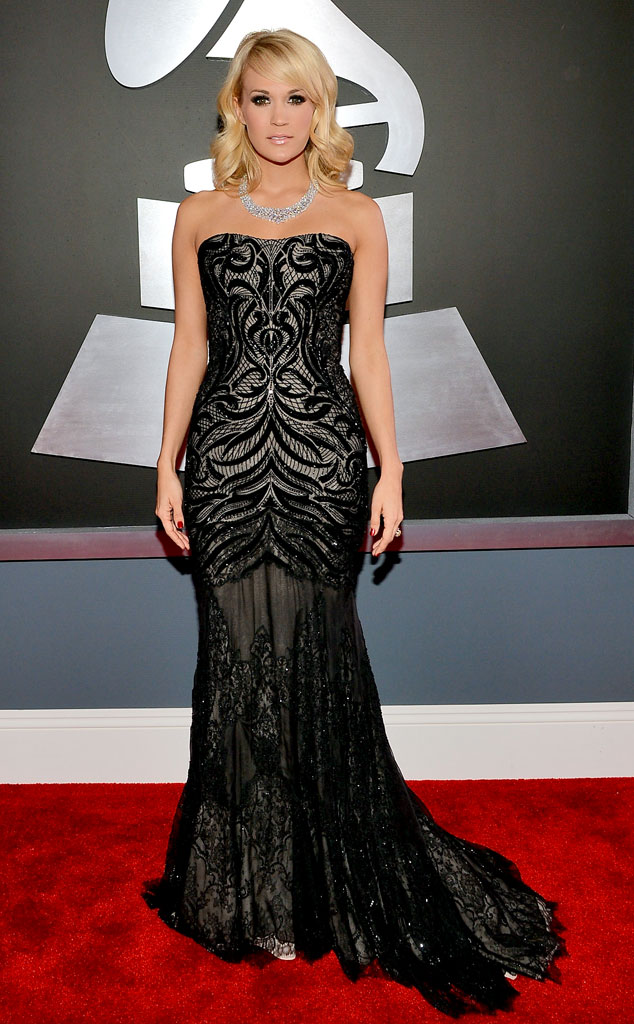 Carrie Underwood, Grammy Awards, 2013