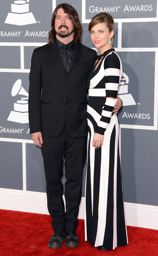 Dave Grohl, Jordyn Blumm, Grammys