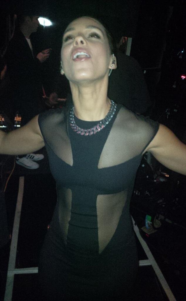 Alicia Keys, Twit Pic