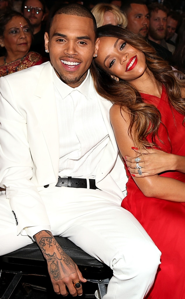 Brown Chris and rihanna grammys pictures catalog photo