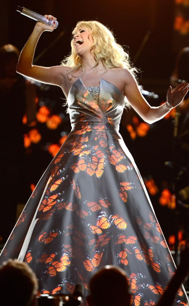 Carrie Underwood, Grammys, Performance, 2013