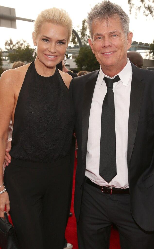 Yolanda Foster, David Foster, Grammys