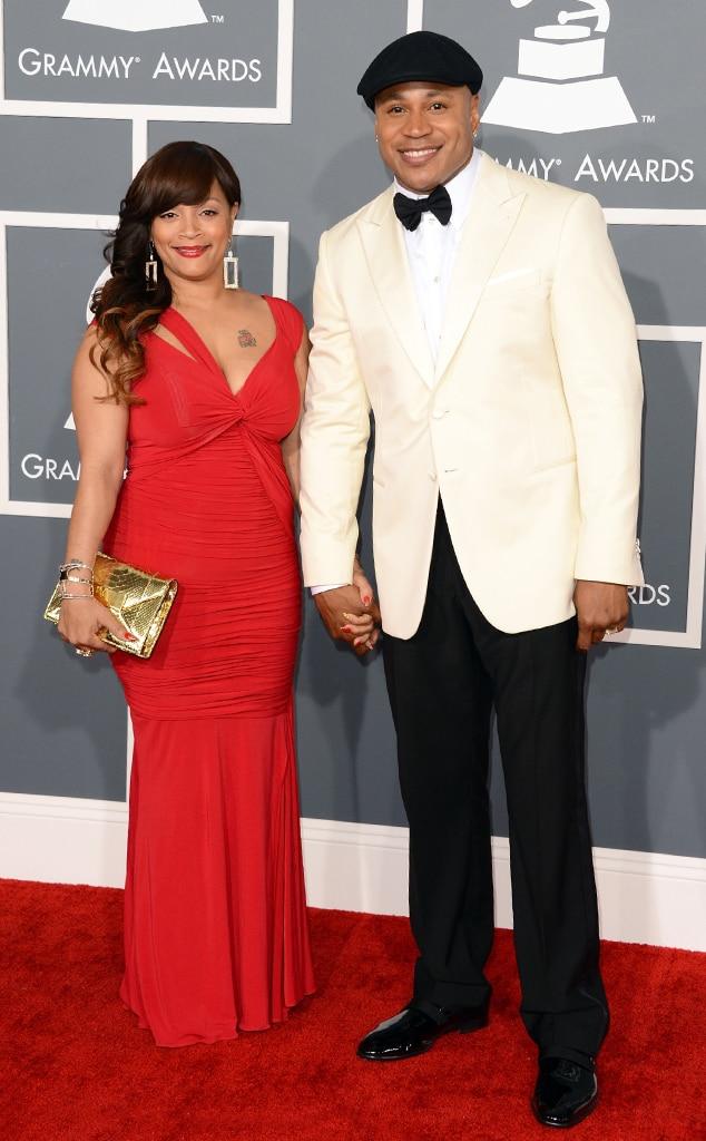 LL Cool J, Simone Johnson, Grammys