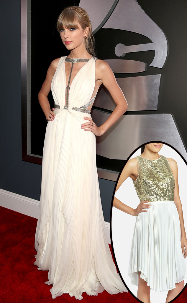 Taylor Swift, Grammys Get-it-now