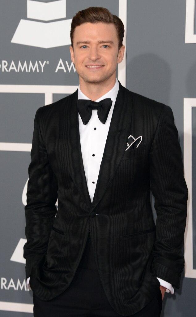 Justin Timberlake, Grammys