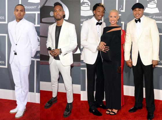 Chris Brown, Miguel, Wiz Khalifa, LL Cool J