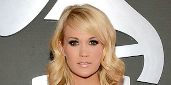 2013 Grammys Trend Alert Nude Lips On Carrie Underwood More E News