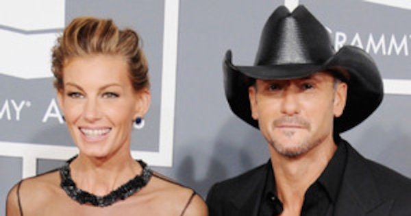 Faith Hill And Tim McGraw Are Absolutely Not Getting A