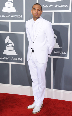 Chris Brown, Grammys