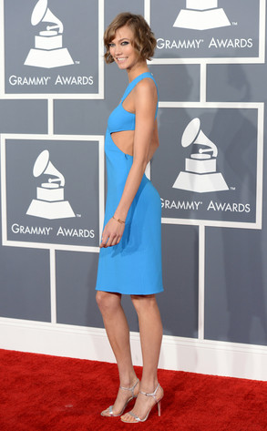 Karlie Kloss, Grammys