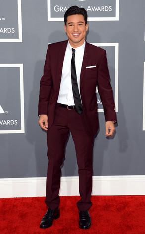 Mario Lopez, Grammys