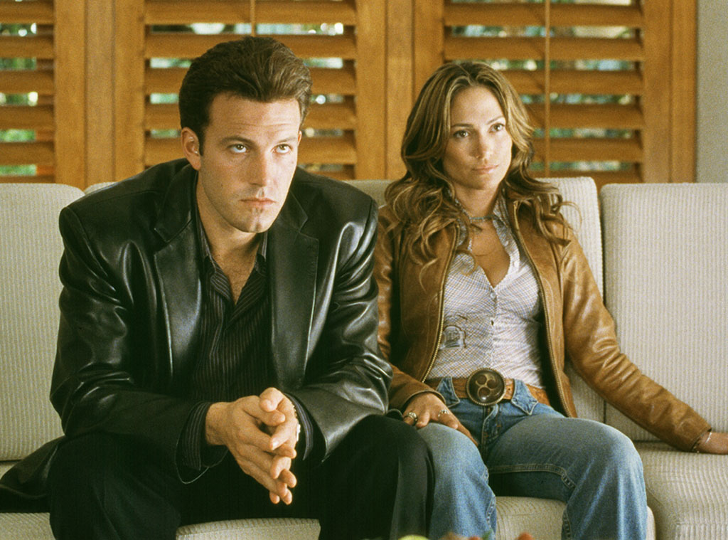Ben Affleck Gigli From Celebs Who Hate Their Own Movies E News
