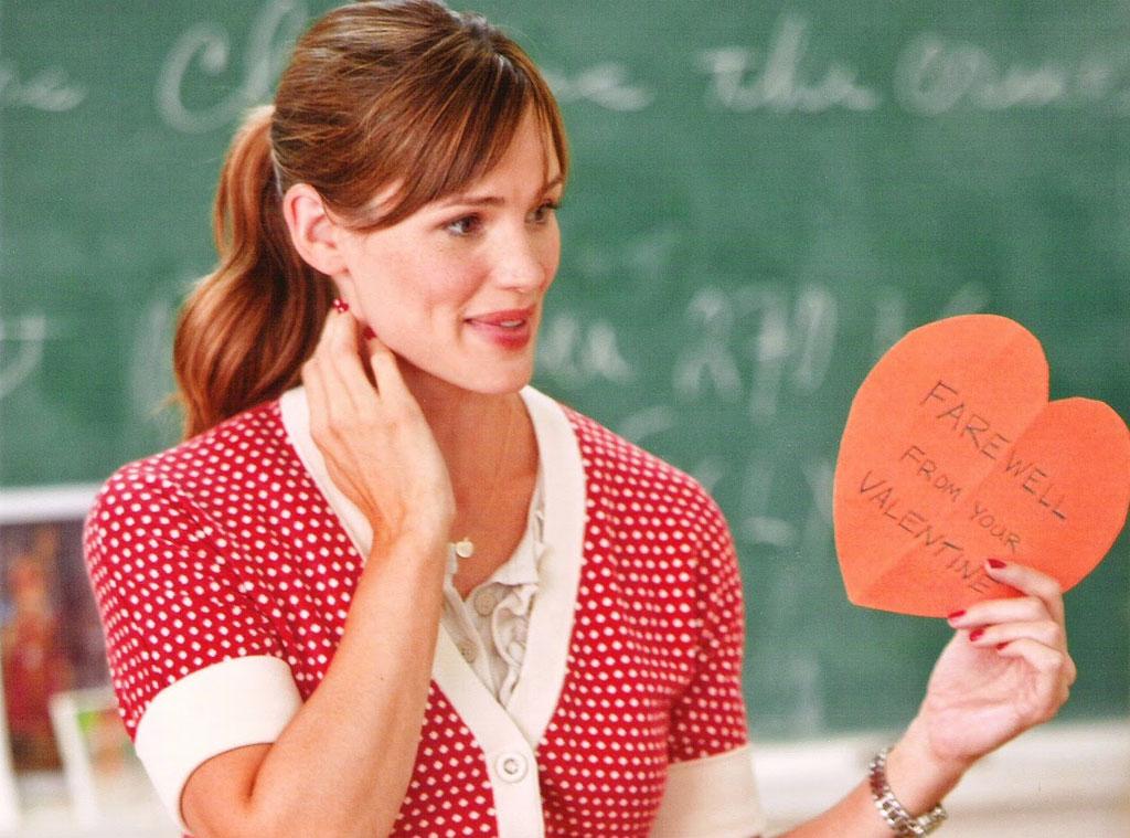 Jennifer Garner, Valentine's Day