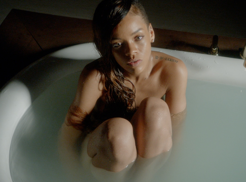 Rihanna, Stay Video
