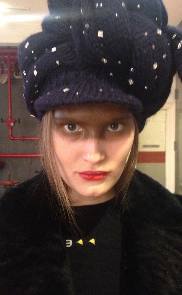 Shiseido Get The Look, Band of Outsiders