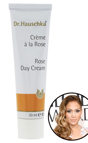 Jennifer Lopez, Dr. Hauschka Rose Day Cream