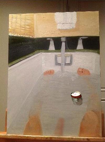 George Bush Paintings