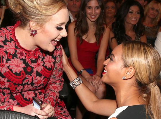 Adele, Beyonce