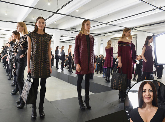 Catherine Malandrino, New York Fashion Week 2013