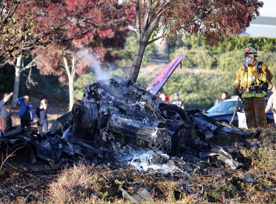 Morte de Paul Walker e fotos do acidente de carro